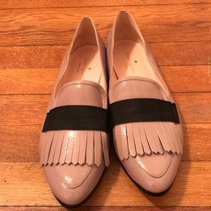 Kate Spade New York Cayla Fringe Loafers